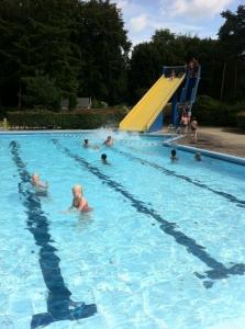 Kamp zwemmen
